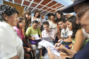 Projets QSF: Pour la solidarité
