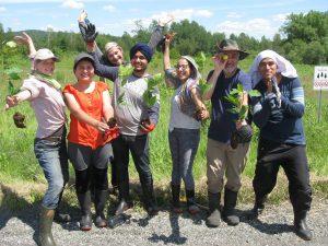 Du Pérou à Sherbrooke pour protéger l'environnement !